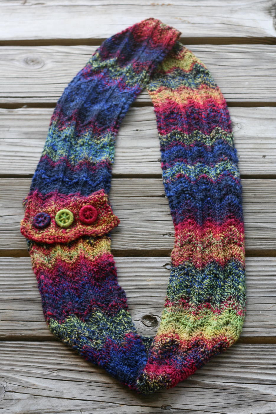 Knitting Different Yarn Weights : Ripplet allfreeknitting