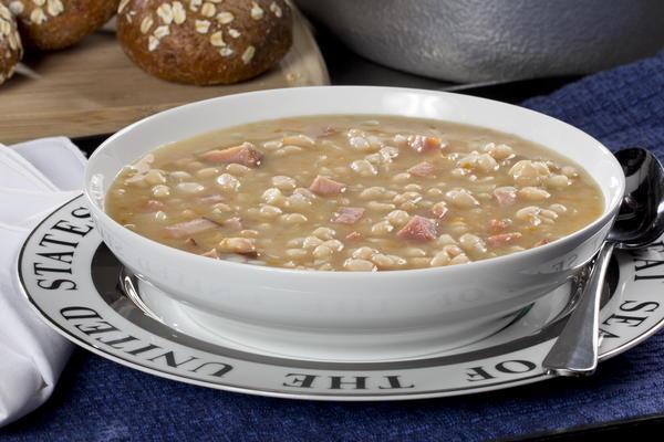 Navy Bean Soup | MrFood.com