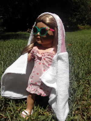 Beachy American Girl Doll Clothes