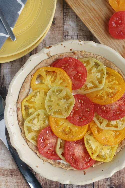 Heirloom Tomato Tart_1