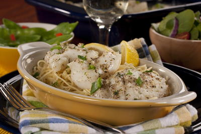 Fresh Catch Fish Scampi