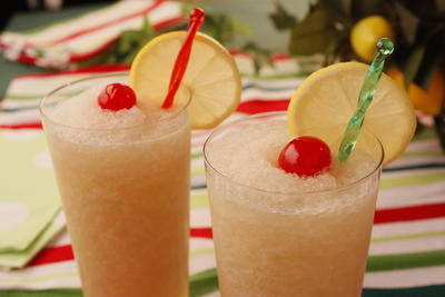 Frozen Whiskey Sours