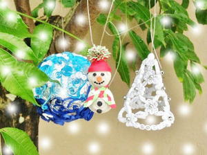 Paper Quilling DIY Ornaments