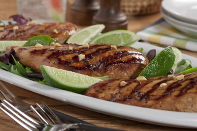 Garlic Lime Chicken