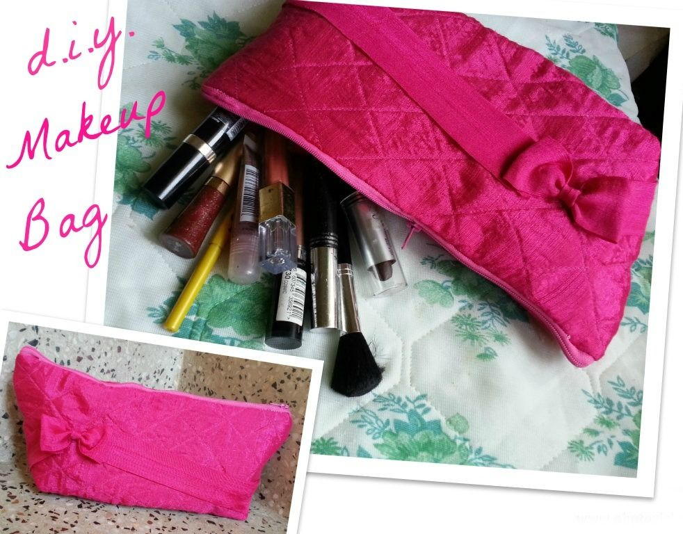 D I Y Make Up Bag Allfreesewing Com