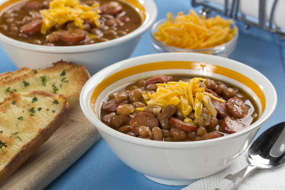 Beanie weenies recipe beanieweenie jpg crock pot beanie weenies combine all ings in slow cooker.