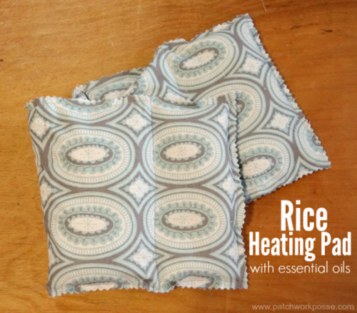 How to Sew a Heating Pad
