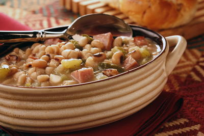 Ham and Bean One Pot