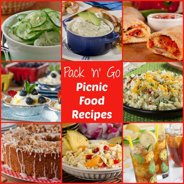 Pack n Go Picnic Food Ideas