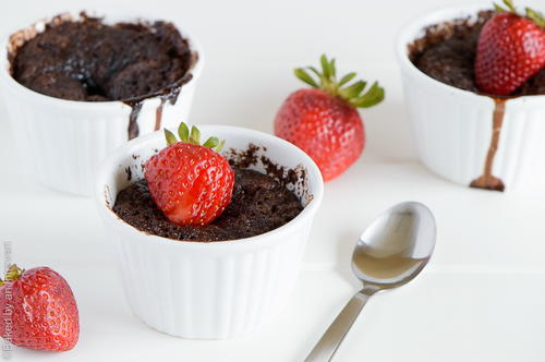 Stout Chocolate Pudding Cake