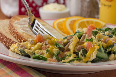 Southern Breakfast Scramble