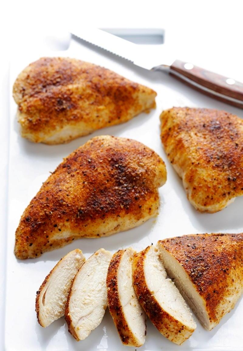 Easy Gluten Free Baked Chicken Breasts Recipelion Com