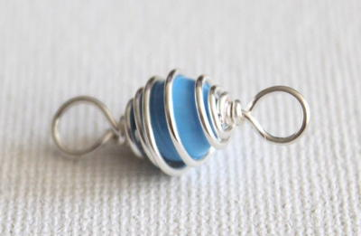 Caged Bead Wire Wrapping Tutorial