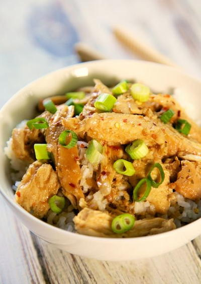 Honey Teriyaki Chicken Freezer Meal