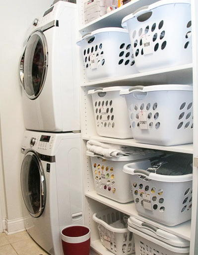 Small Laundry Room Design DIYIdeaCentercom