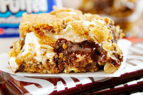 Gooey S'mores Bars