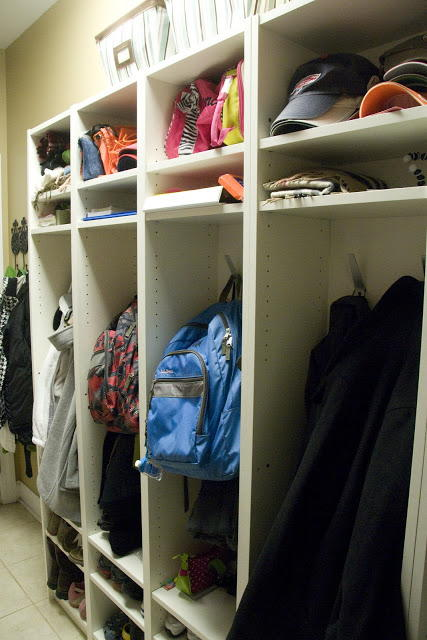 Diy Mudroom Lockers Diyideacenter Com
