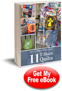 How to Make a T-Shirt Quilt: 11 T-Shirt Quilts