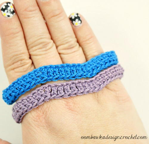 Easiest Chevron Bracelet