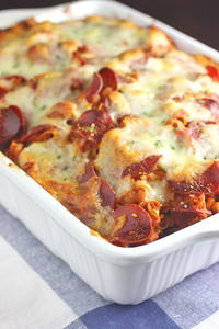 12 Homemade Pizza Casseroles