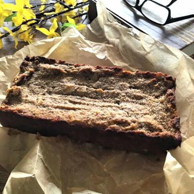 Paleo Chocolate Chip Banana Bread | FaveGlutenFreeRecipes.com