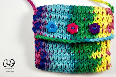 Rainbow Children's Purse