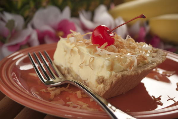 Hawaiian Pudding Pie