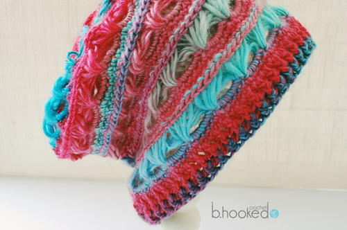 Urban Broomstick Lace Slouchy. By  Brittany from bhookedcrochet.com d11d226e8c3