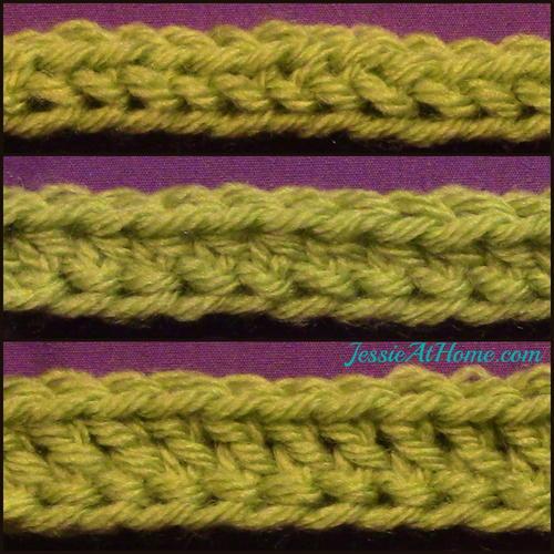 How to Crochet Ruffle Edging AllFreeCrochet.com