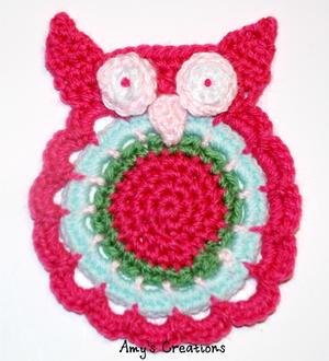 Astounding 58 Crochet Owls Free Patterns Allfreecrochet Com Dailytribune Chair Design For Home Dailytribuneorg