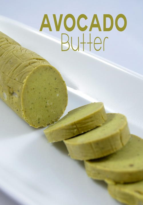 Avocado Butter Recipe