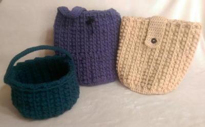 Tuscan Crochet Bag Pattern