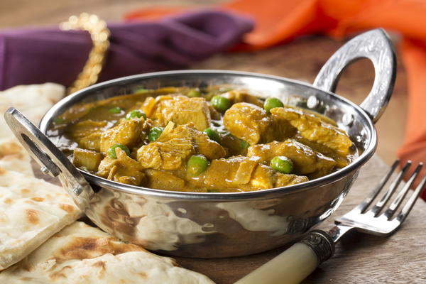 Indian Curry in a Hurry