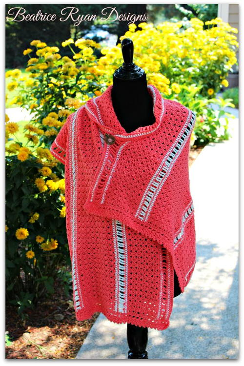 Amazing Grace Crochet Shawl Pattern