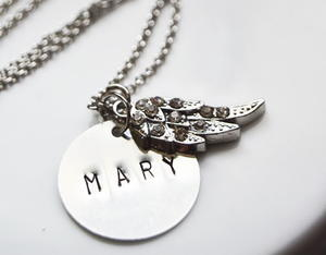 Name Necklace for DIY Gifts
