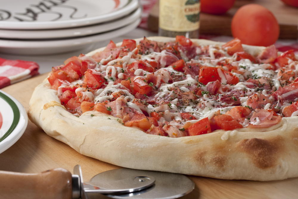 Italian hoagie pizza for Prime fish and hoagie