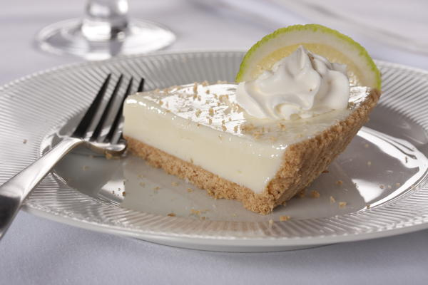 Joes Key Lime Pie