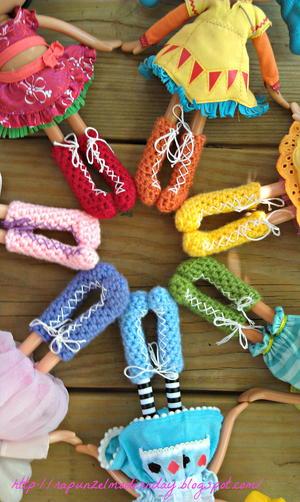 Lalaloopsy Mittens Crochet PATTERN Amigurumi doll Lalaloopsy | Etsy | 502x300
