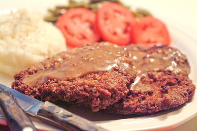 Lanas Country Fried Steak
