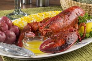 Lobster Bake | MrFood.com