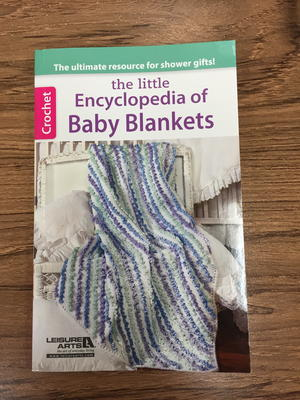the little Encyclopedia of Baby Blankets