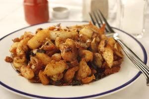 Lyonnaise Potatoes Recipe Mrfood Com
