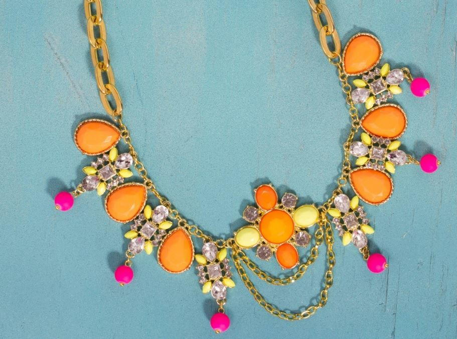 Pop Rocks Necklace