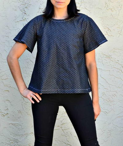 Heather Sewn Top Pattern