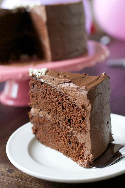 Classic Chocolate Mayonnaise Cake  FaveSouthernRecipes.com