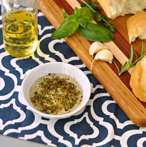 Carrabba's Copycat Herb & Olive Oil Bread Dip Recipe
