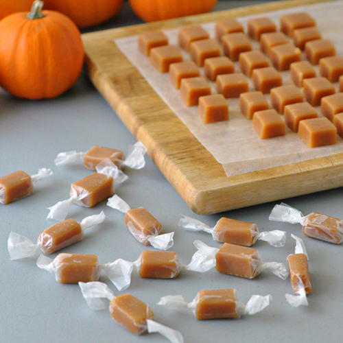 Candy Store Soft Caramel Recipe