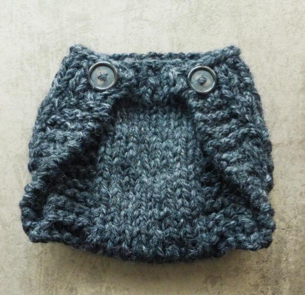 Knitted Newborn Diaper Cover Tutorial Allfreeknitting Com
