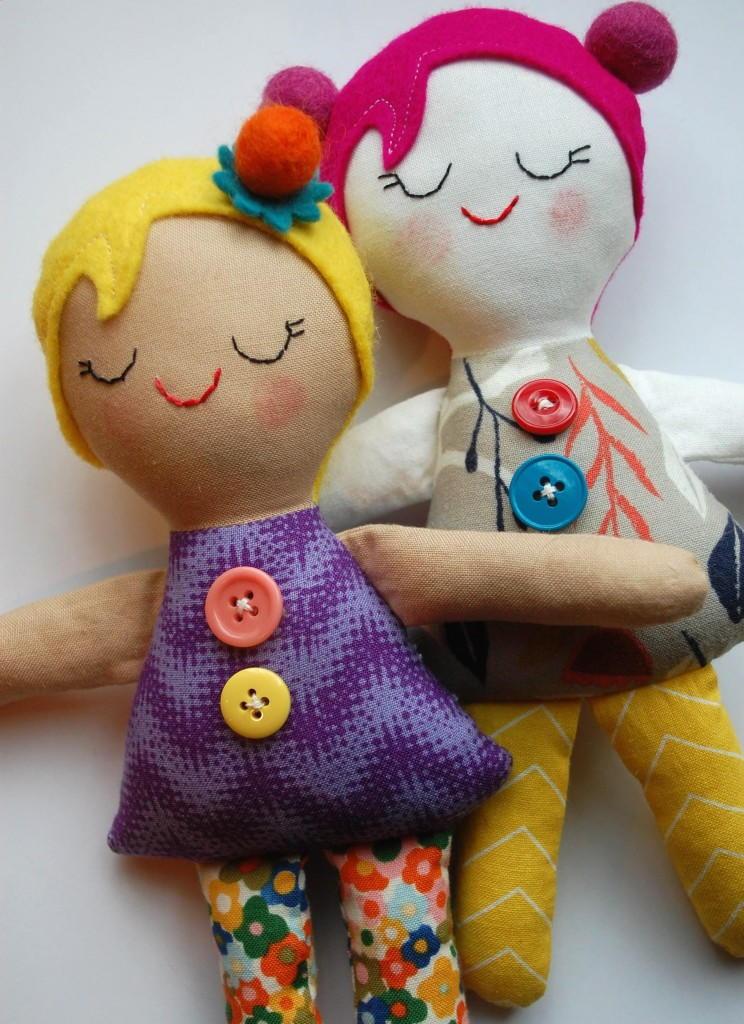 Josephine Free Doll Pattern Allfreesewing Com