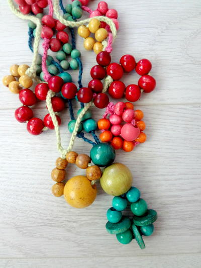 Fun Beaded Necklaces